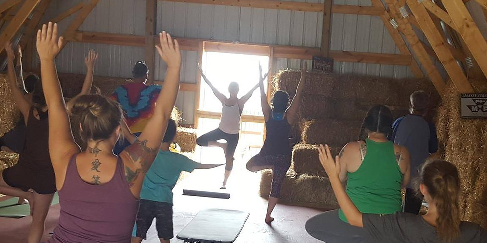 Fall Harvest - Green Lotus Yoga Retreat: September 14