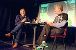 So Much Things To Say with Roger Steffens at Brighton Komedia, September 2017.