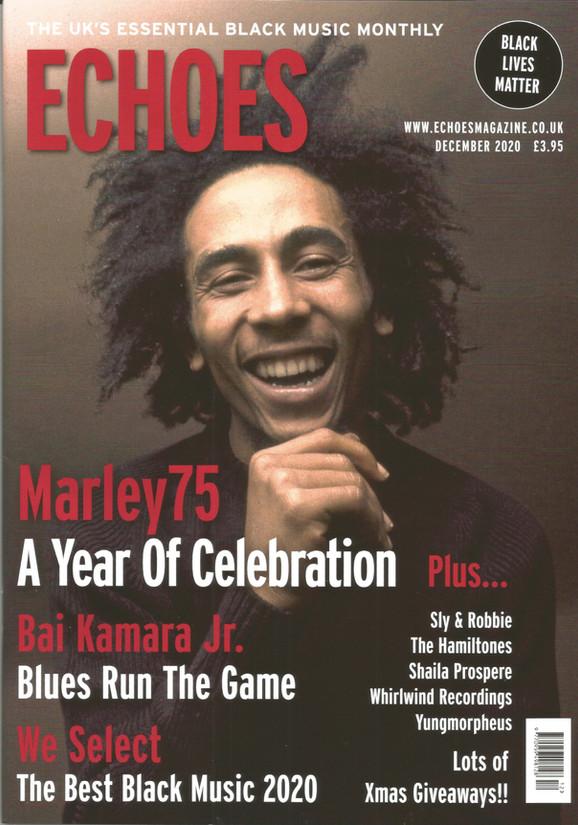 Echoes Magazine - December 2020.