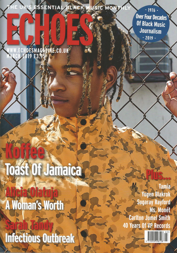 Echoes Magazine - March 2019