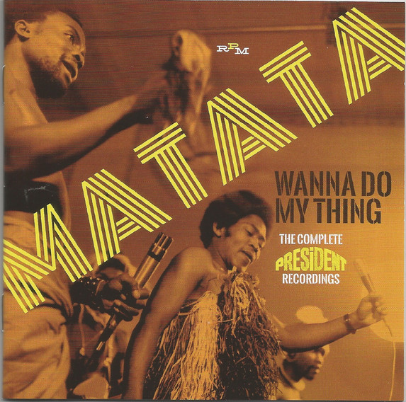Matata - Wanna Do My Thing