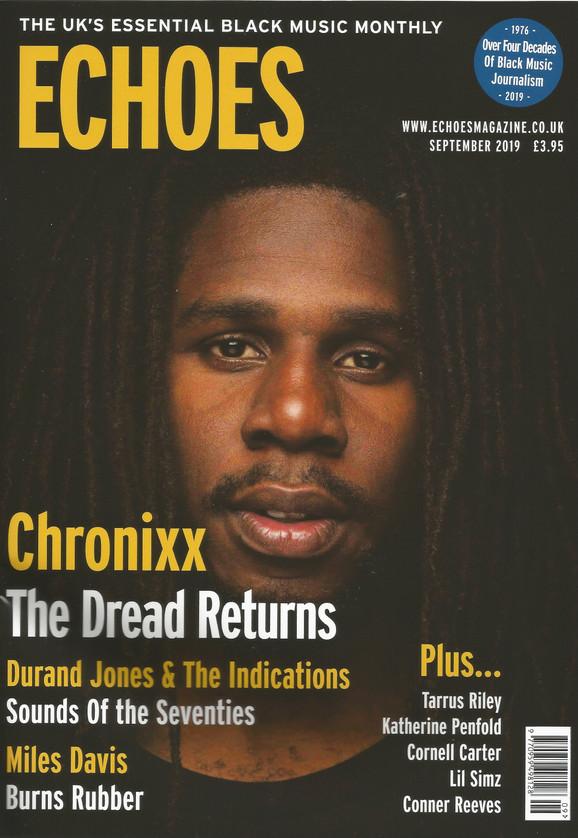 Echoes Magazine - September 2019