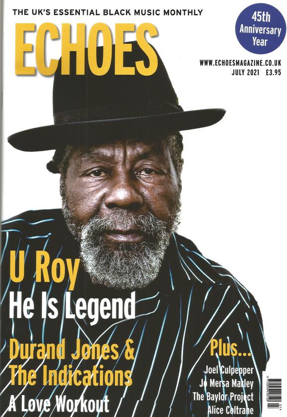 Echoes Magazine - July Issue