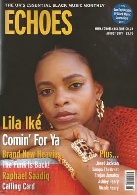 Echoes Magazine - August 2019