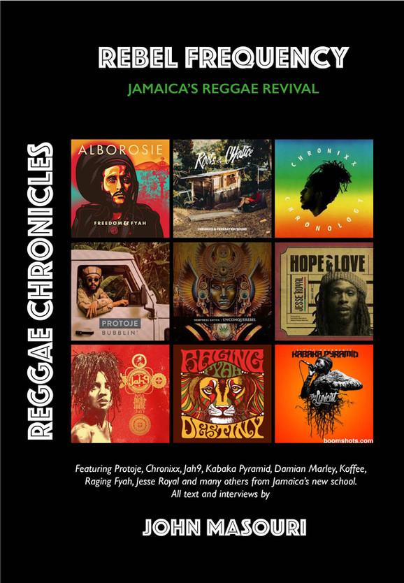 Rebel Frequency - Jamaica's Reggae Revival