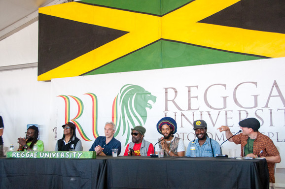 Rototum Sunsplash 2017 - With The Wailers At Reggae University