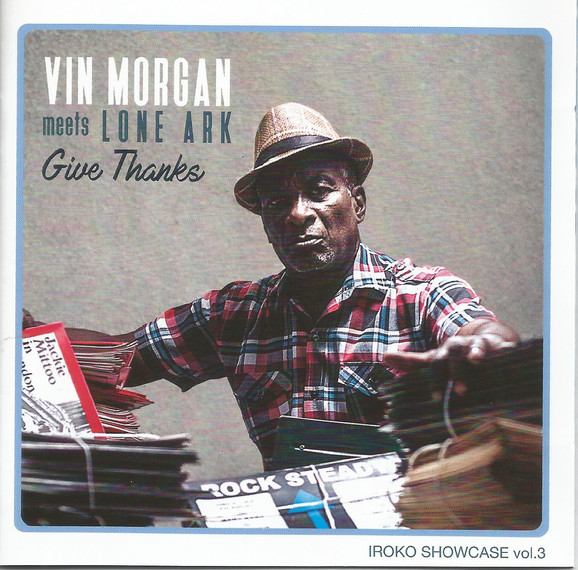 Vin Morgan Meets Lone Ark