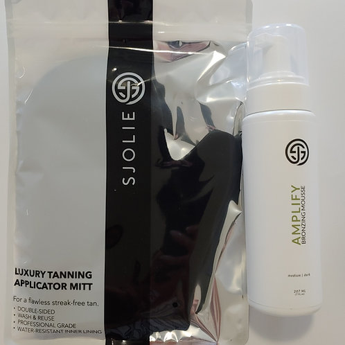 Amplify Bronzing Mousse with Mitt
