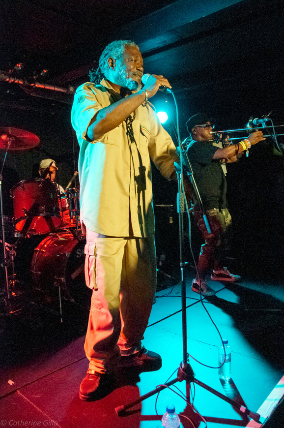 Horace Andy - Live At The Komedia, Brighton