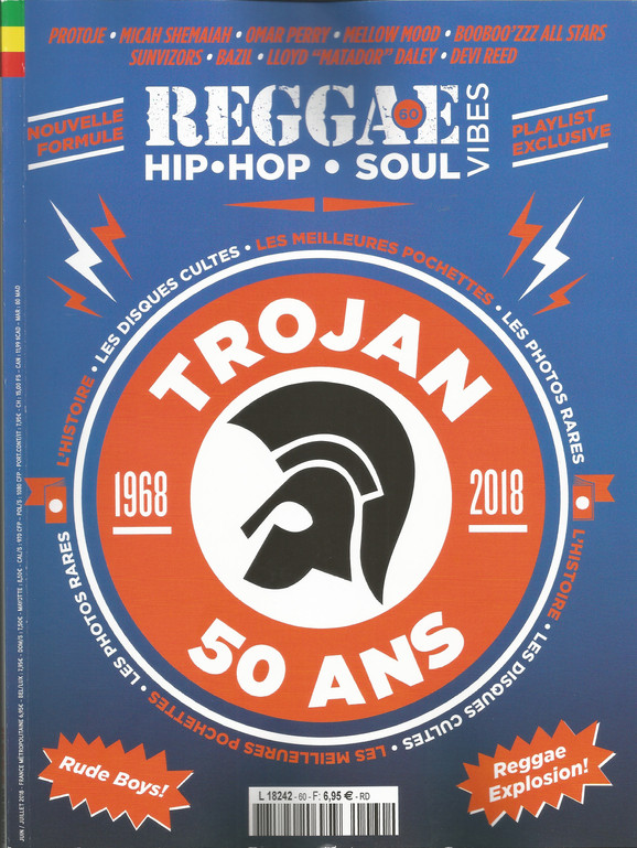Reggae Vibes - June 2018