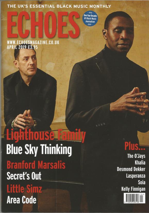 Echoes Magazine - April 2019