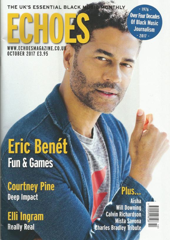 Echoes Magazine, October 2017