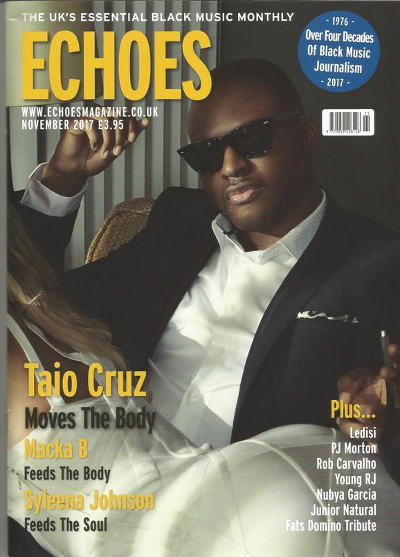 Echoes Magazine - November 2017