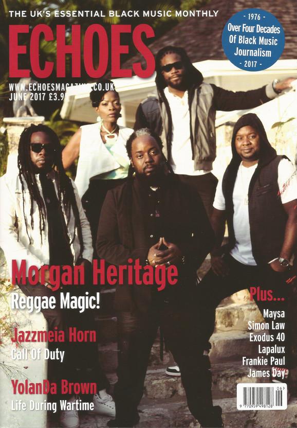 Echoes Magazine - June 2017