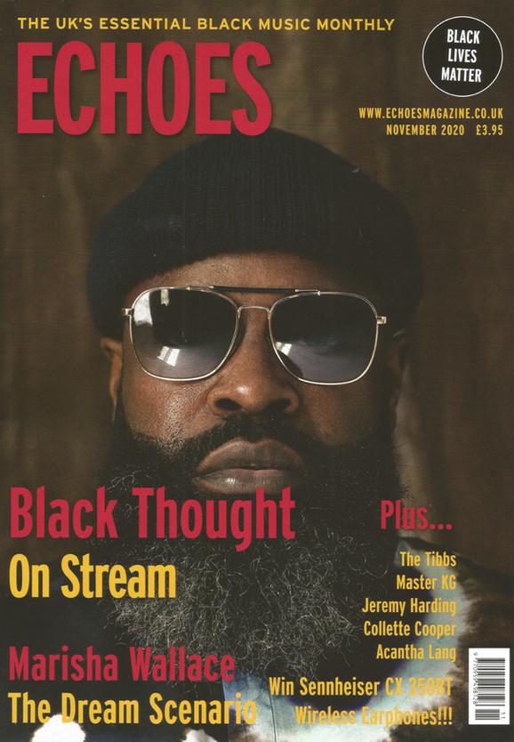 Echoes Magazine - November 2020