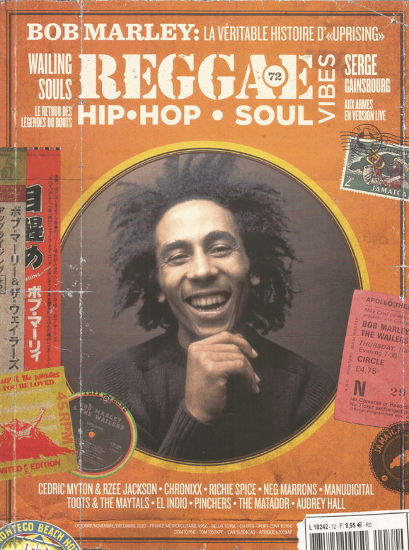 Reggae Vibes, October 2020 Issue