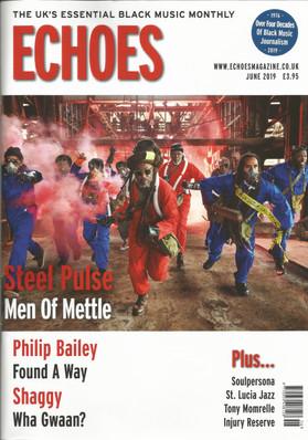 Echoes Magazine - June 2019