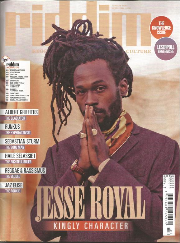 Riddim Magazine - April/May 2021