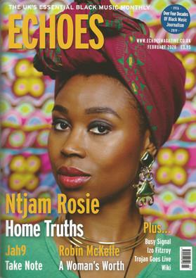 Echoes Magazine - February 2020