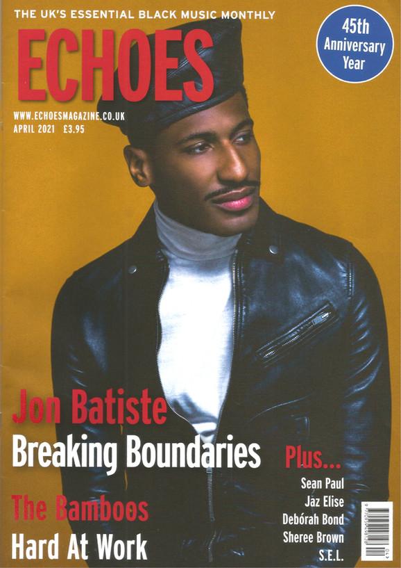 Echoes Magazine - April 2021