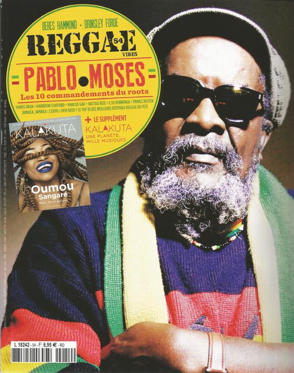 Reggae Vibes - July 2017