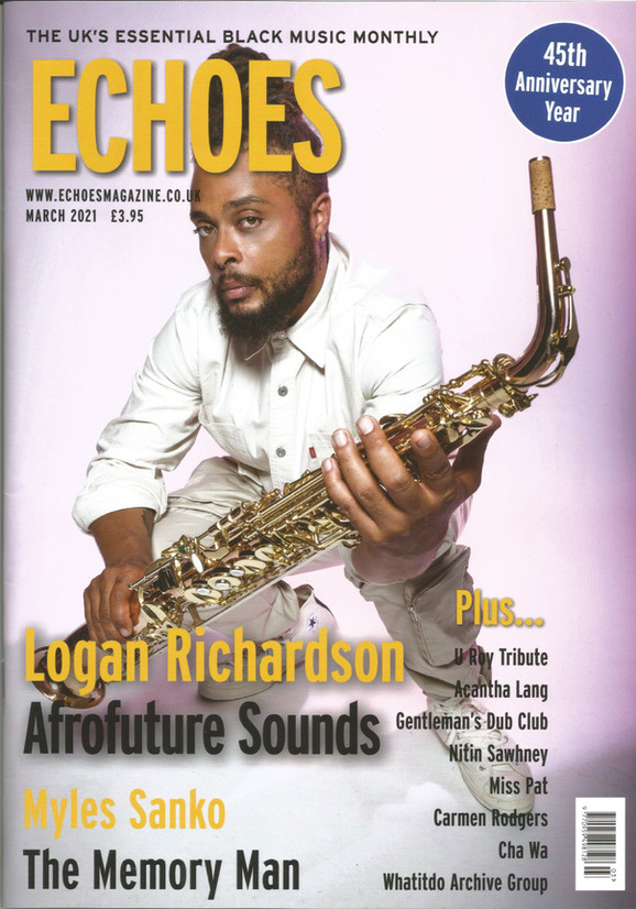 Echoes Magazine - March 2021