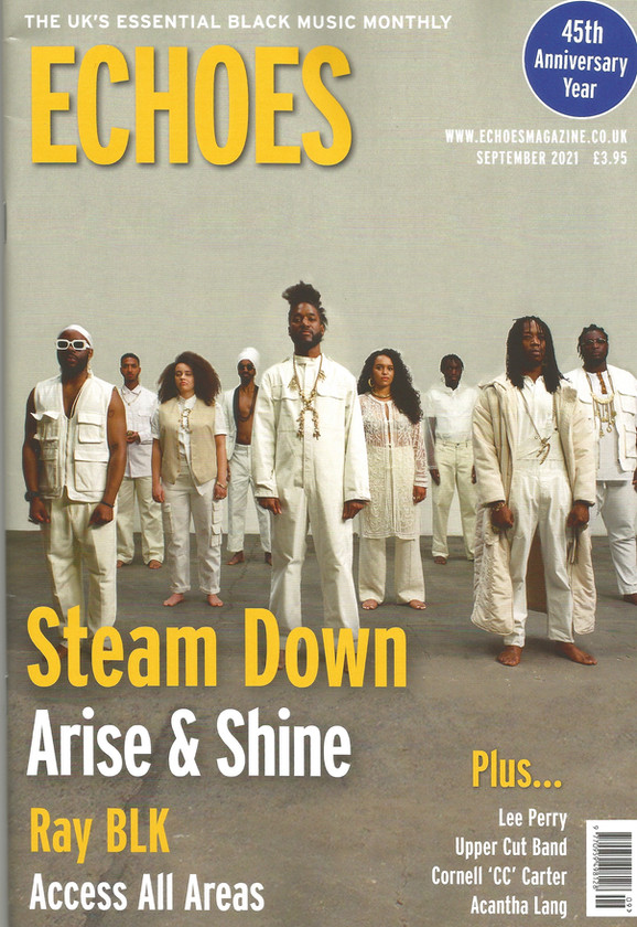 Echoes - September Issue