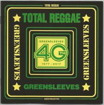Various Artists - Total Reggae: Greensleeves 40th 1977-2017