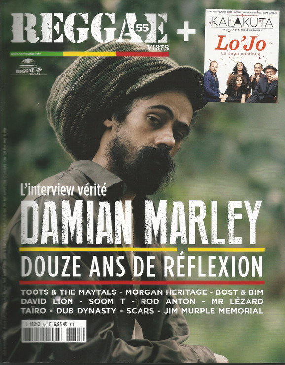 Reggae Vibes - August 2017