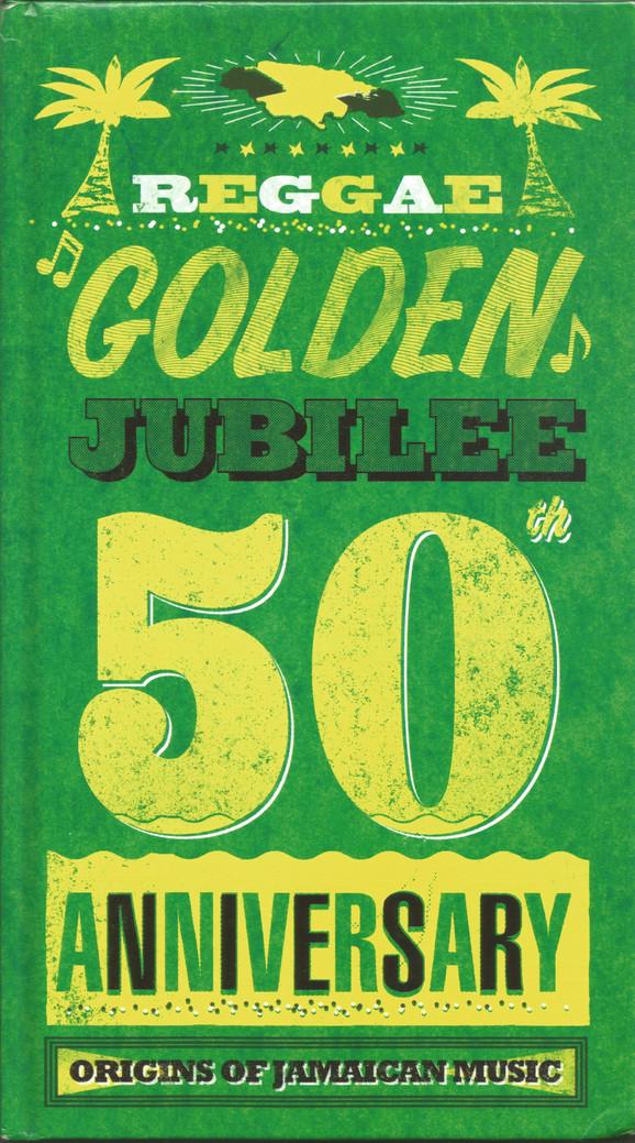 Reggae Golden Jubilee - 50th Anniversary