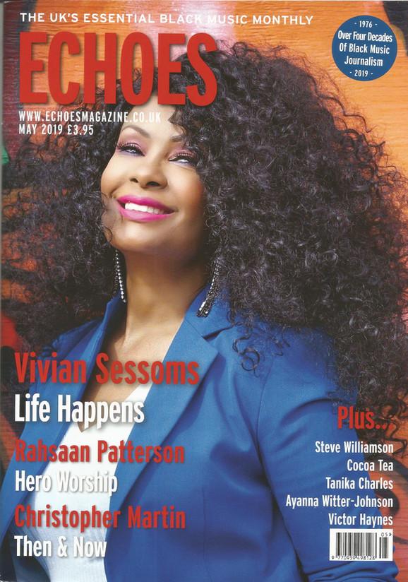 Echoes Magazine - May 2019