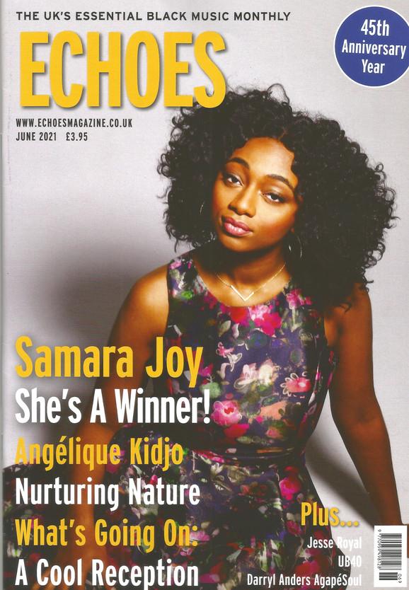 Echoes Magazine - June 2021 Issue