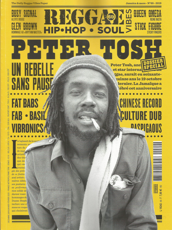 Reggae Vibes - January 2020