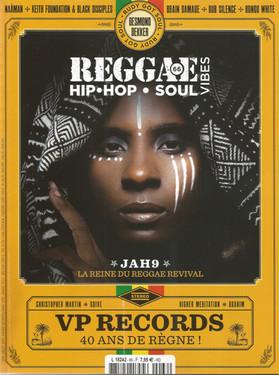 Reggae Vibes - July 2019
