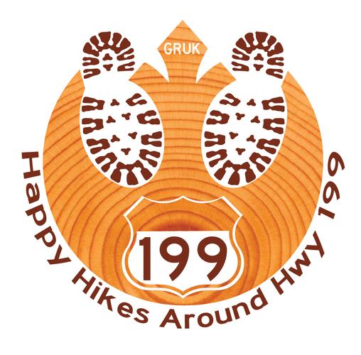 Happy Hikes logo