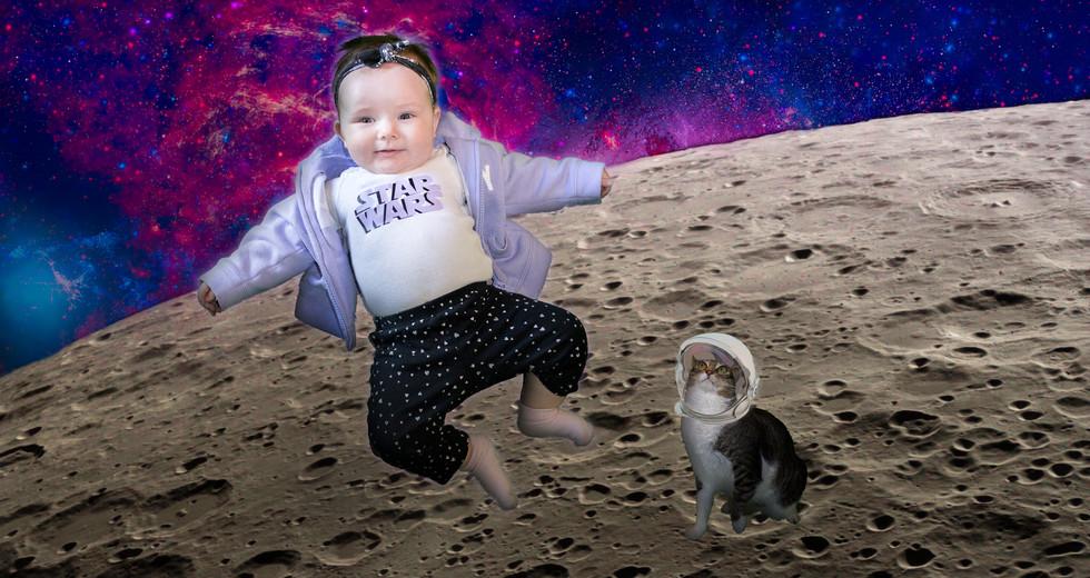 Best Friends in Space