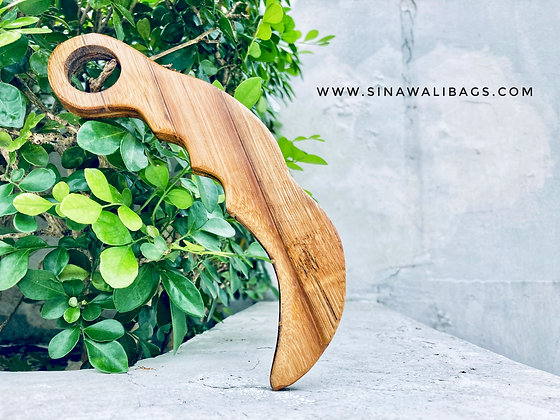 FMA Training Gear :: Sinawali Bamboo Kerambit