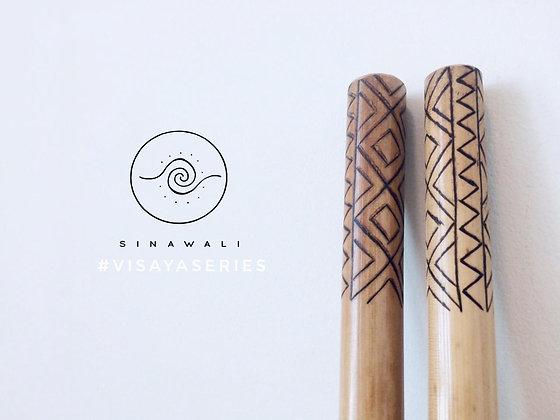 Rattan Sinawali Stick - Visayaseries (Kali Arnis Escrima)