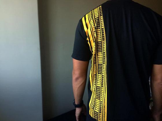 Sinawali Shirt - Yakanseries BACKdesign