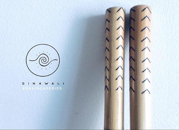 Rattan Sinawali Stick - Kalingaseries (Kali Arnis Escrima)