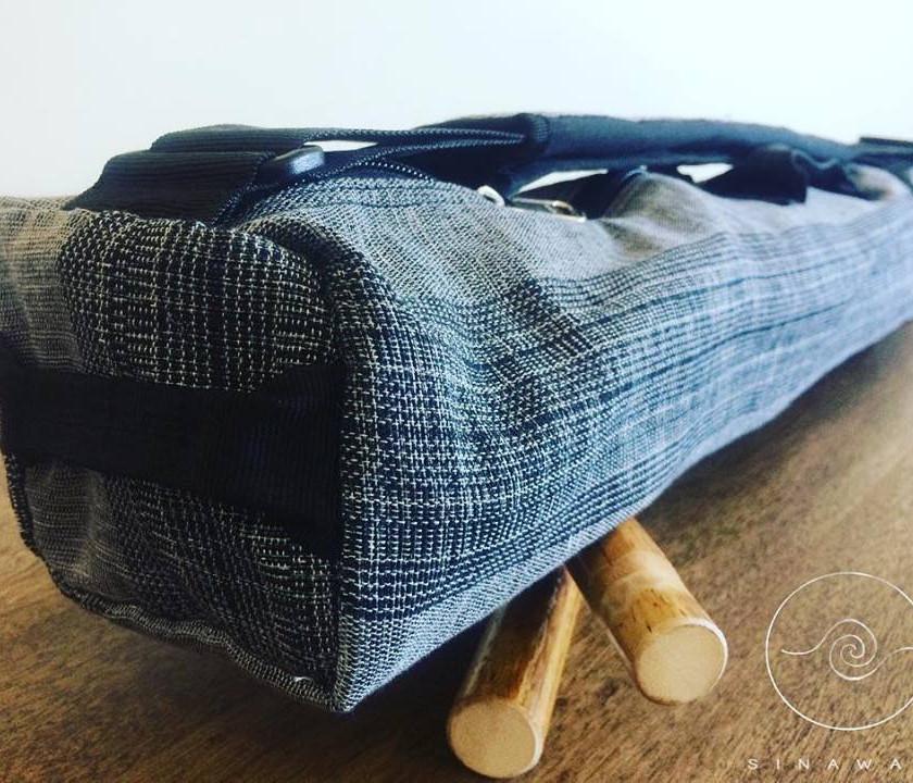 Sinawali stick bag for filipino martial arts kali arnis escrima stick