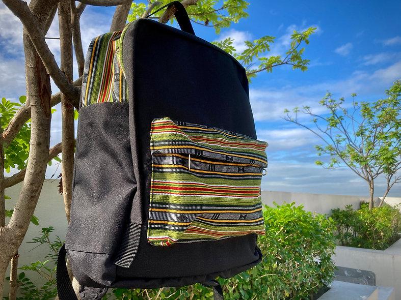 Sinawali Backpack - Sagadaseries Emerald Green