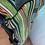 Thumbnail: Sinawali FMA Stickbag SMALL - EMERALD GREEN Sagada series