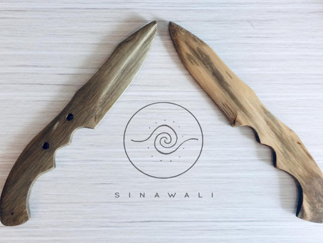 Martial Arts Training Gear Made from Bamboo for FMA and Silat Practitioners