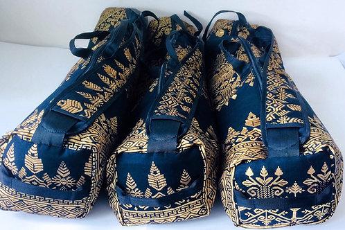 Sinawali Kali Stick Bag Black-Gold | large FMA stickbag