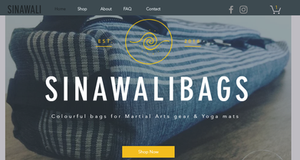 Sinawalibag Filipino Martial Arts Stickbag