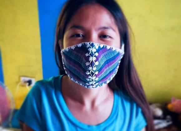 Sinawali Face mask :: Weaving apparel