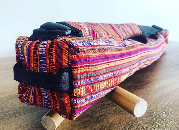 Sinawali FMA Stickbag SMALL - MULTIRED Yakanseries