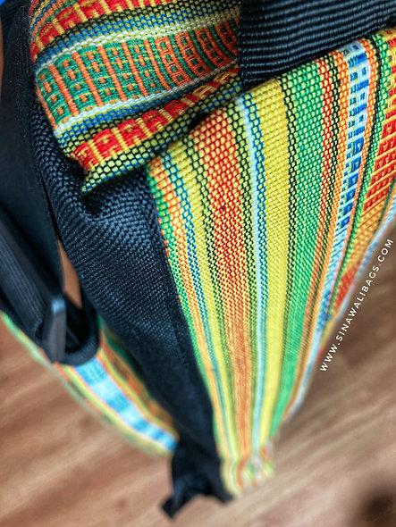Sinawali SMALL Stickbag - YAKAN Yellow [Next Gen]