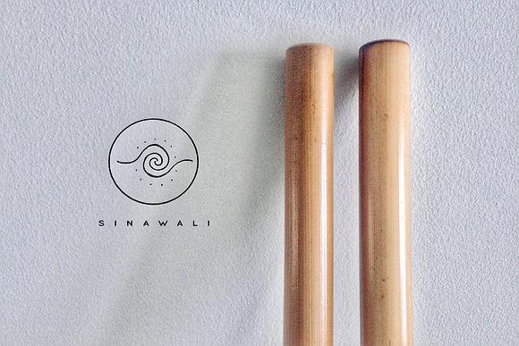 Rattan Sinawali Stick - No Artwork (Kali Arnis Escrima)
